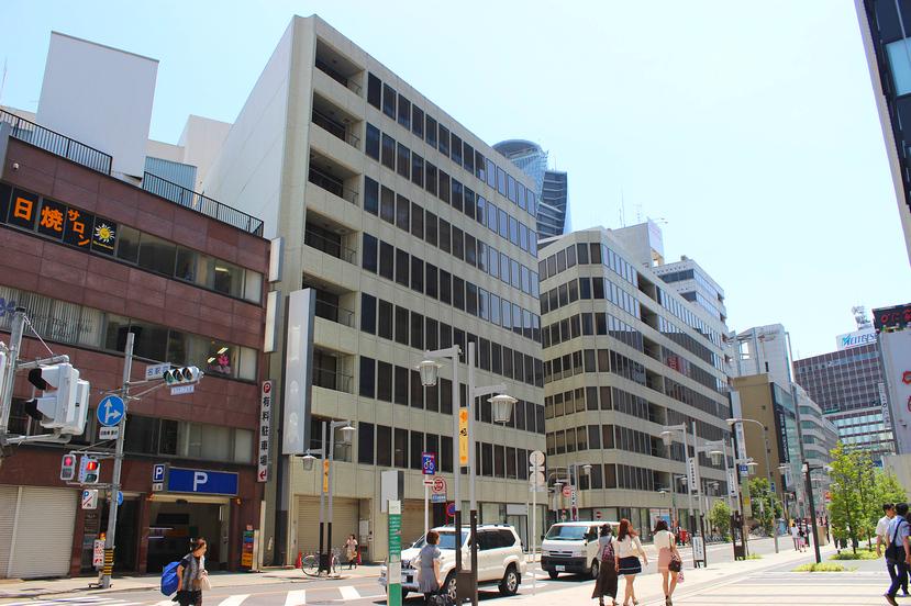 第二豊田ビル 予定通り7月解体へ