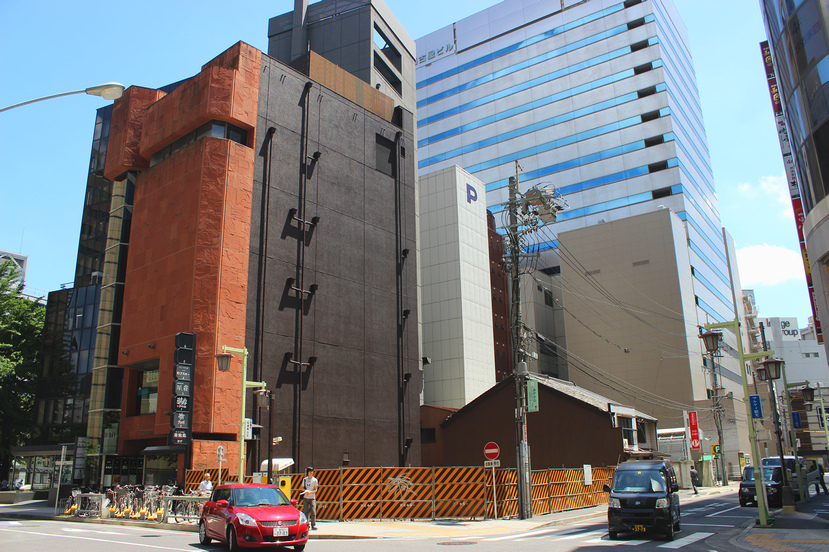 名駅4丁目に新たな飲食ビル