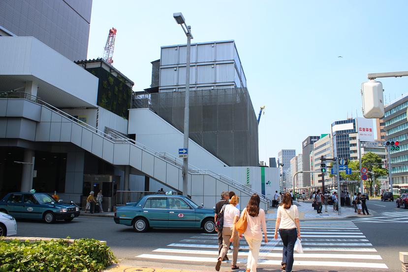 名古屋駅新ビル(仮称)計画 2013.8.11