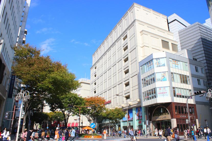 パルコ西館前に「名古屋ゼロゲート(仮称)」建設!1月着工へ