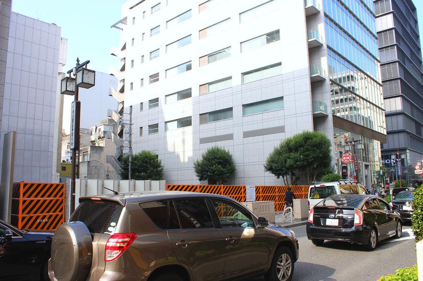 平和不動産が栄に商業ビル建設!「S3プロジェクト」着工前