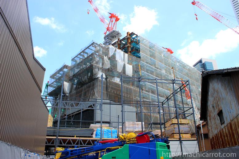JPタワー名古屋 2014.6.1~22