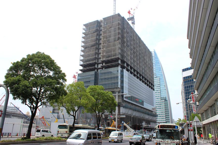 JPタワー名古屋 2014.8.13