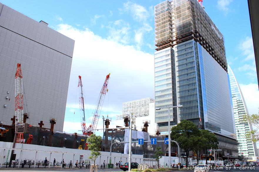 JRゲートタワー 2014.11.3