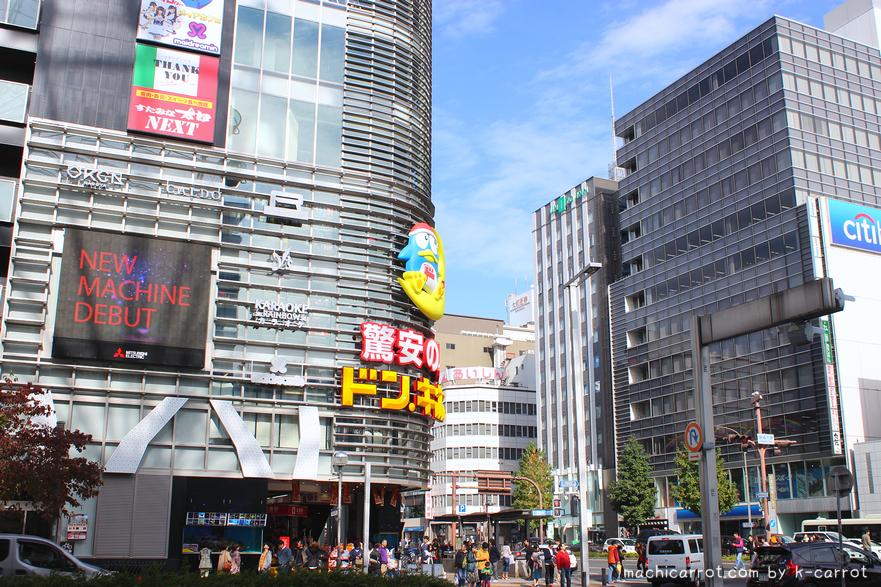栄の新ランドマーク「栄nanairo」・丸善新ビルとパルコ新館の建設状況