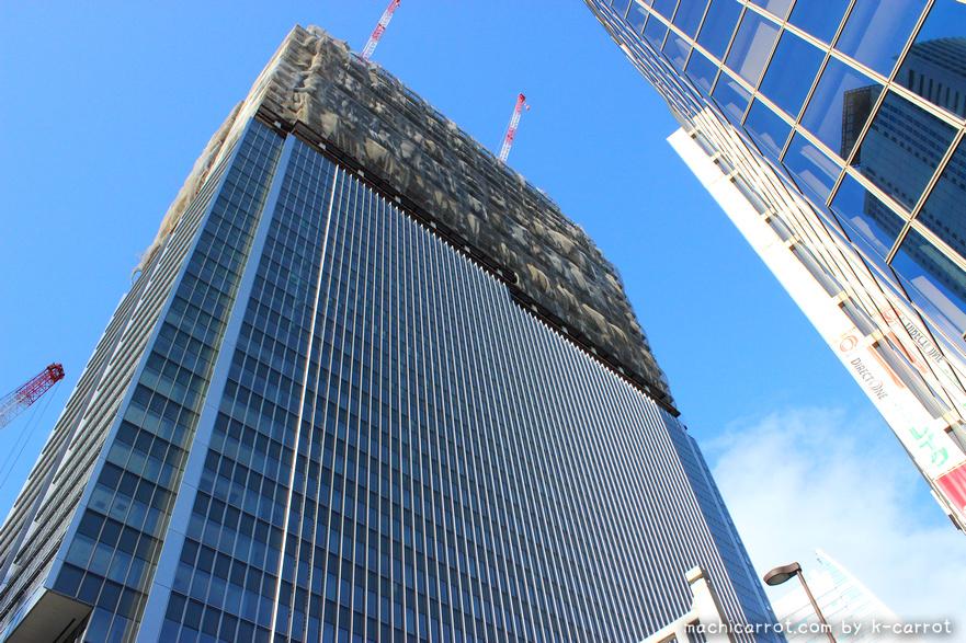 JPタワー名古屋 2014.12.21