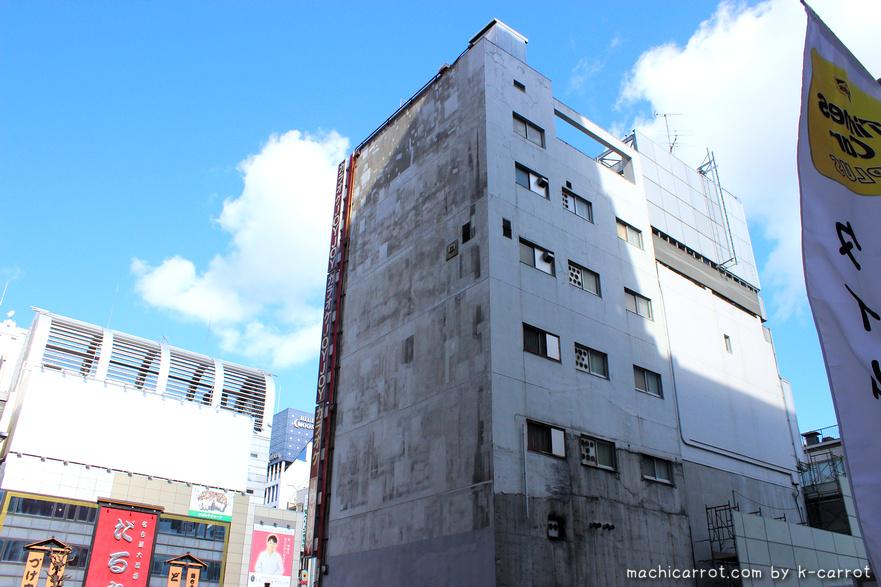 丸栄・栄町ビル建替え 一体再開発に向けた準備進む