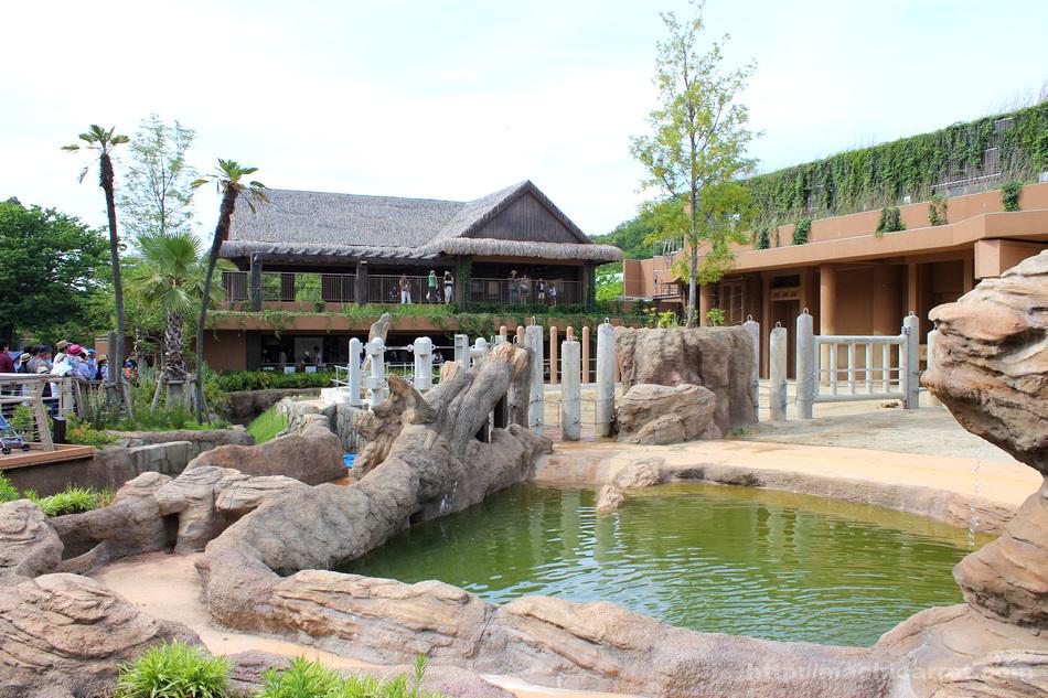民営施設の建設が進む東山動植物園 リニューアル進行中!