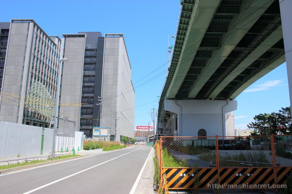 ささしま地区内の各街区 2015.5.31(後編)