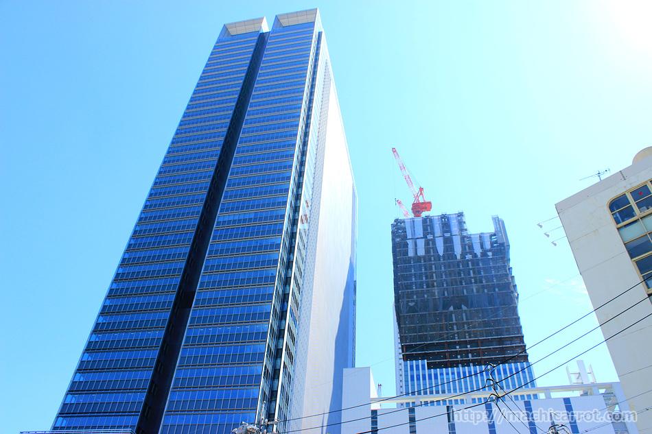 JRゲートタワー・JPタワー名古屋(桜通口側) 2015.9.12