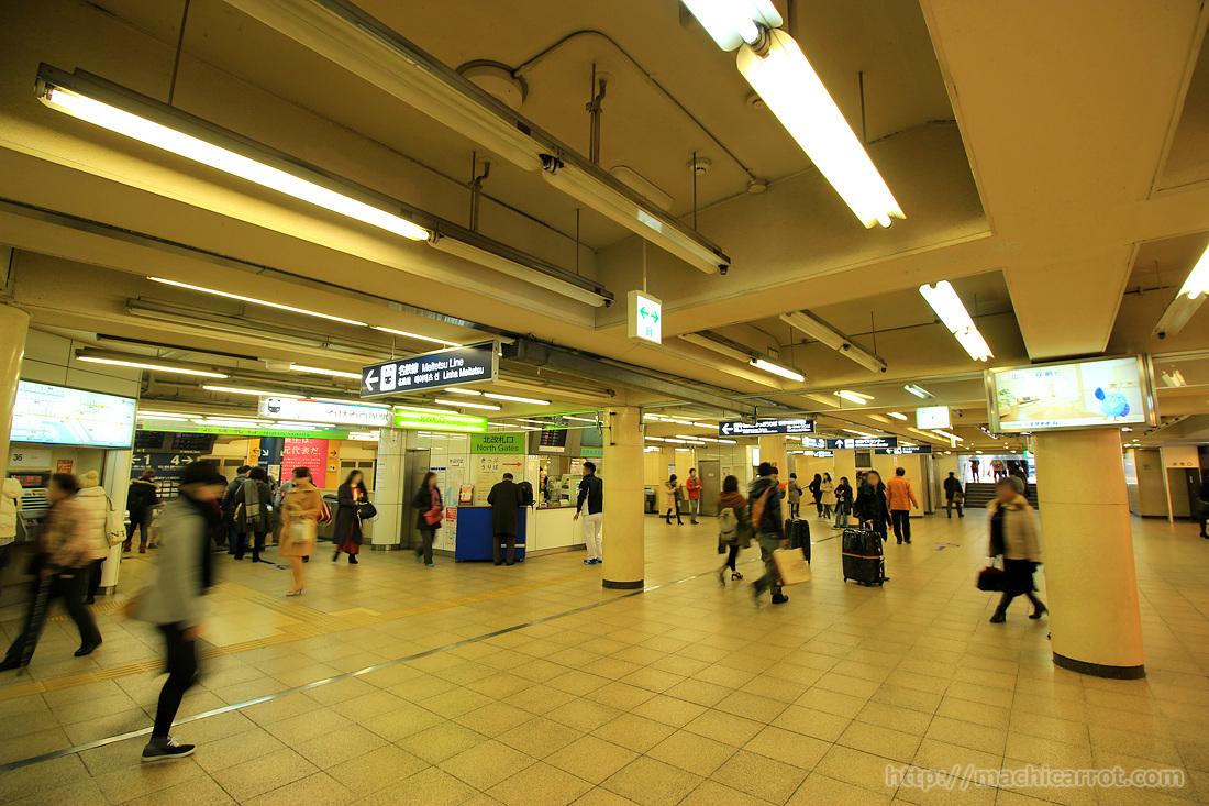 """名古屋駅桜通口を大規模改造!""""ターミナルスクエア""""の建設予定地が徐々に見えてきた! Part.2"""