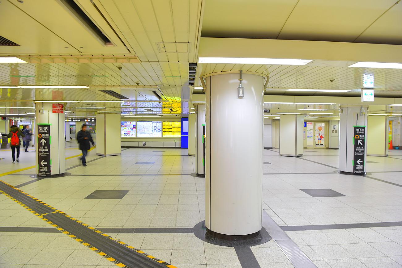 地下鉄名古屋駅コンコースにデジタルサイネージ増設へ!