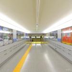 JR名古屋駅 1/21 中央北口改札が供用開始!他にも新たな工事が続々!