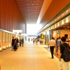 KITTE名古屋 来館者数100万人突破!(2016年7月) オープン約1ヶ月後の館内の様子
