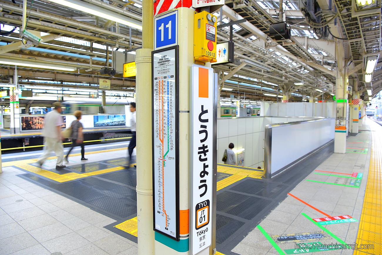 JR東日本が2020年の東京五輪を見据え、首都圏の276駅にナンバリングを導入!