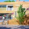 一人散歩も、家族サービスも、日課のランニングも。名城公園をみんなで育む新しい複合商業施設「tonarino(トナリノ)」誕生!+交通局旧名城工場の跡地活用を考える