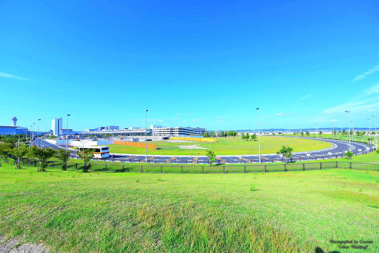 中部空港島 ボーイング787-8型機をテーマにした複合商業施設「FLIGHT OF DREAMS」の建設状況& LCC専用新ターミナルビルの建設予定地