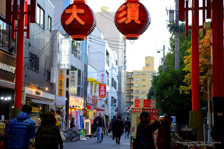 食べ歩きの次は呑み歩き!?歩いて気づいた最近の大須の出店事情 & 寒さに効くスープカレーの店 2017.12.3