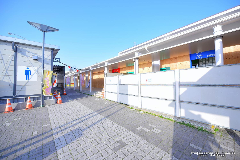 日本初!地方公社有料道路の民営化でサービスも魅力も向上!阿久比パーキングエリアのリニューアル状況 2018.3.31